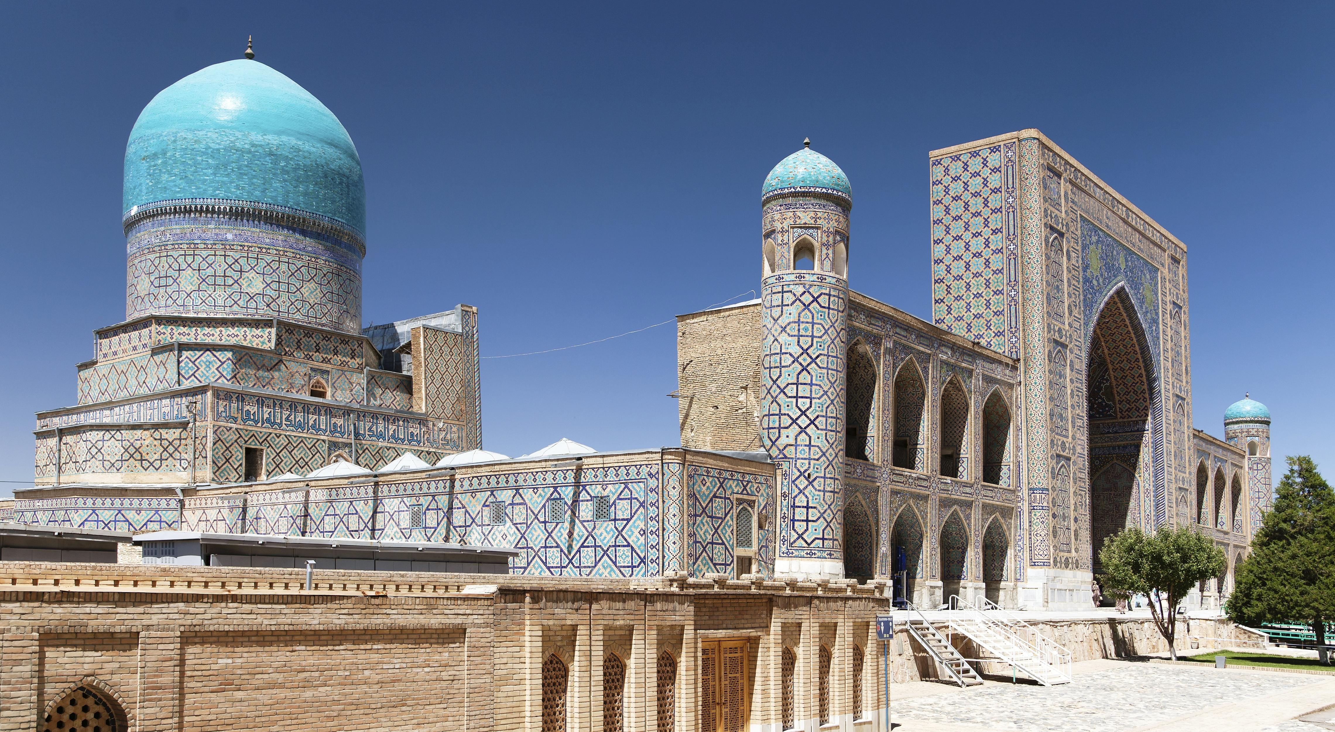 Неожиданный отдых в Ташкенте