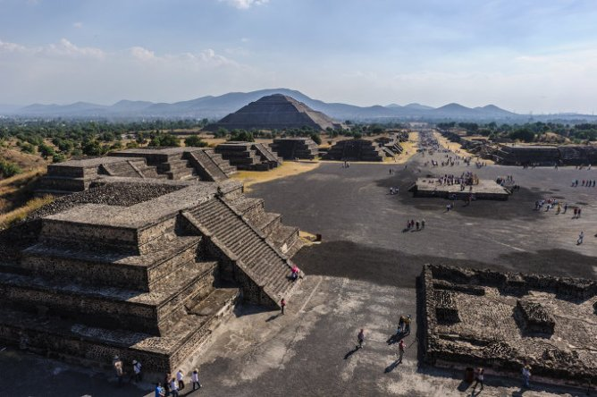 Teotihuacán Ruind - a day trip from Mexico City | Skyscanner Canada