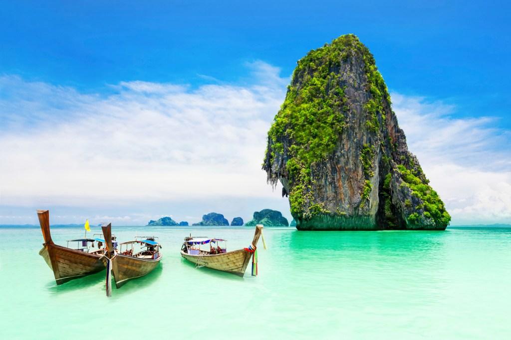 Тайские пейзажи ни с чем не спутаешь
