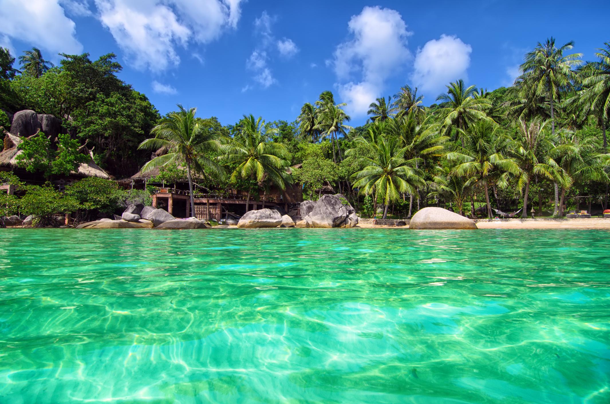 태국에서 꼭 가봐야 할 아름다운 섬 Top 8 - 스카이스캐너-항공권, 호텔, 렌터카 최저가 비교예약