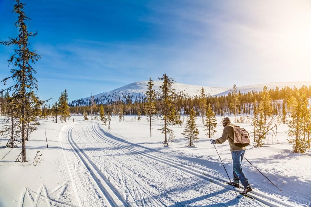competiciones de salto de esquí en Finlandia