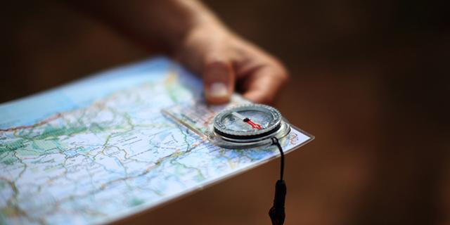 旅の目的地を決める