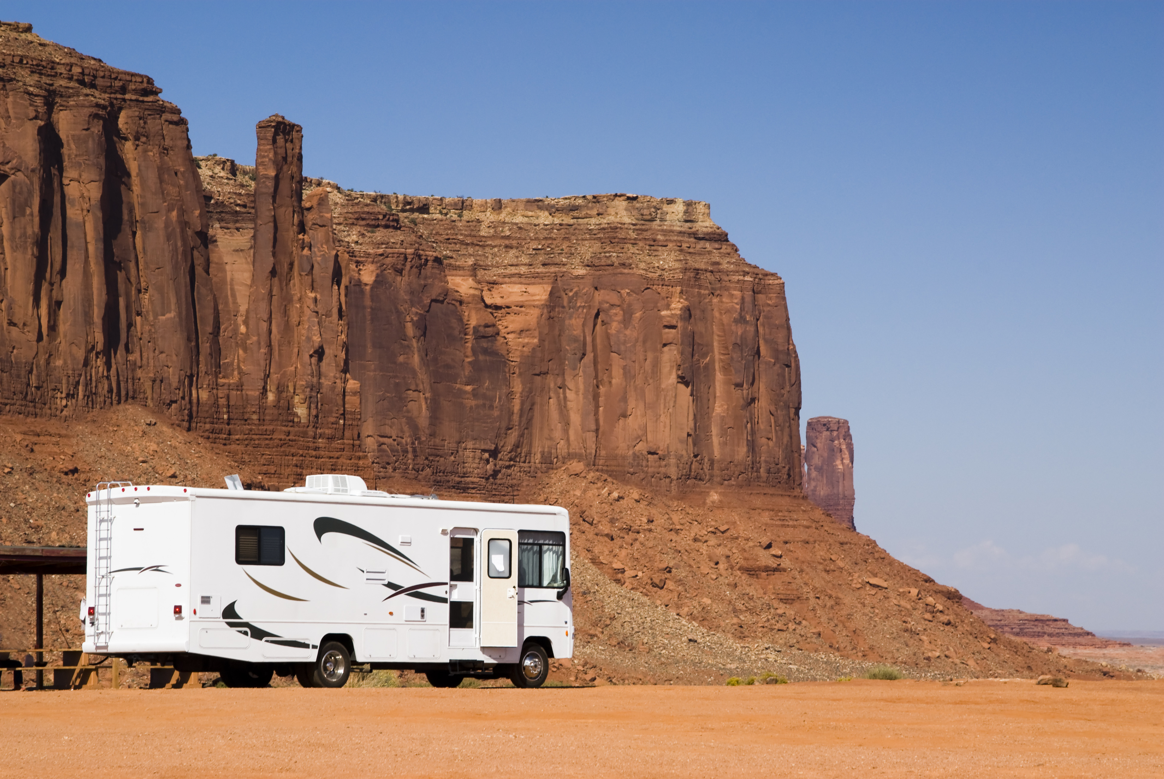 volledige aansluiting RV sites in Colorado