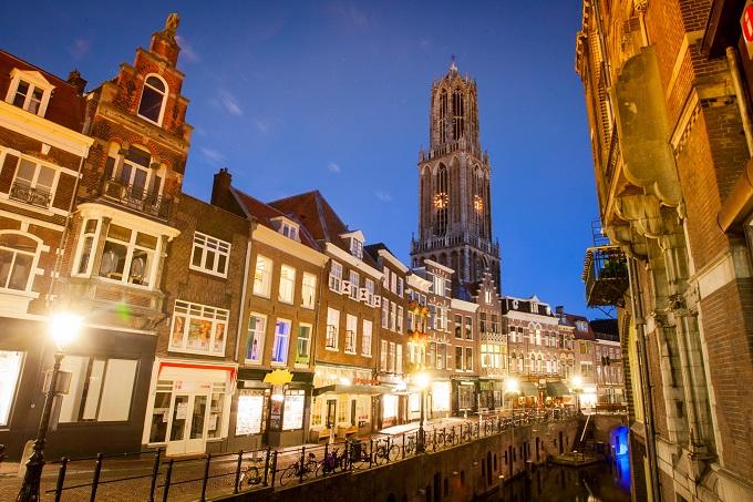 Ciudades de Europa que visitar: Utrecht, Países Bajos