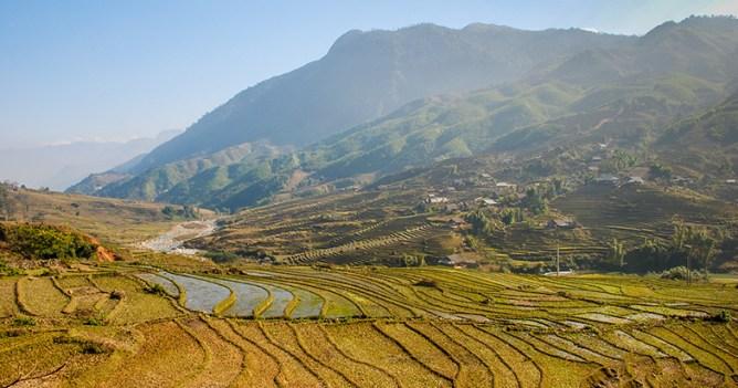 Vietnamin nähtävyydet: Sapa