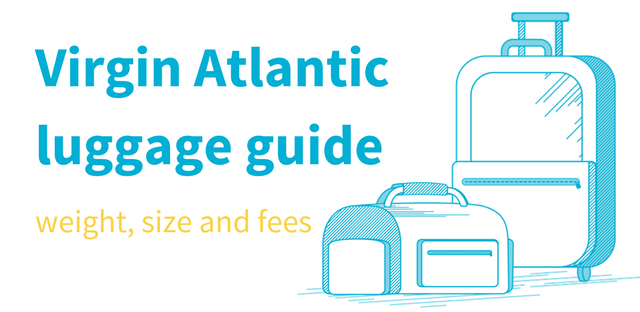 Virgin Atlantic luggage restricitons explained and how to maximise your hand  luggage allowance 7f9954203d6c