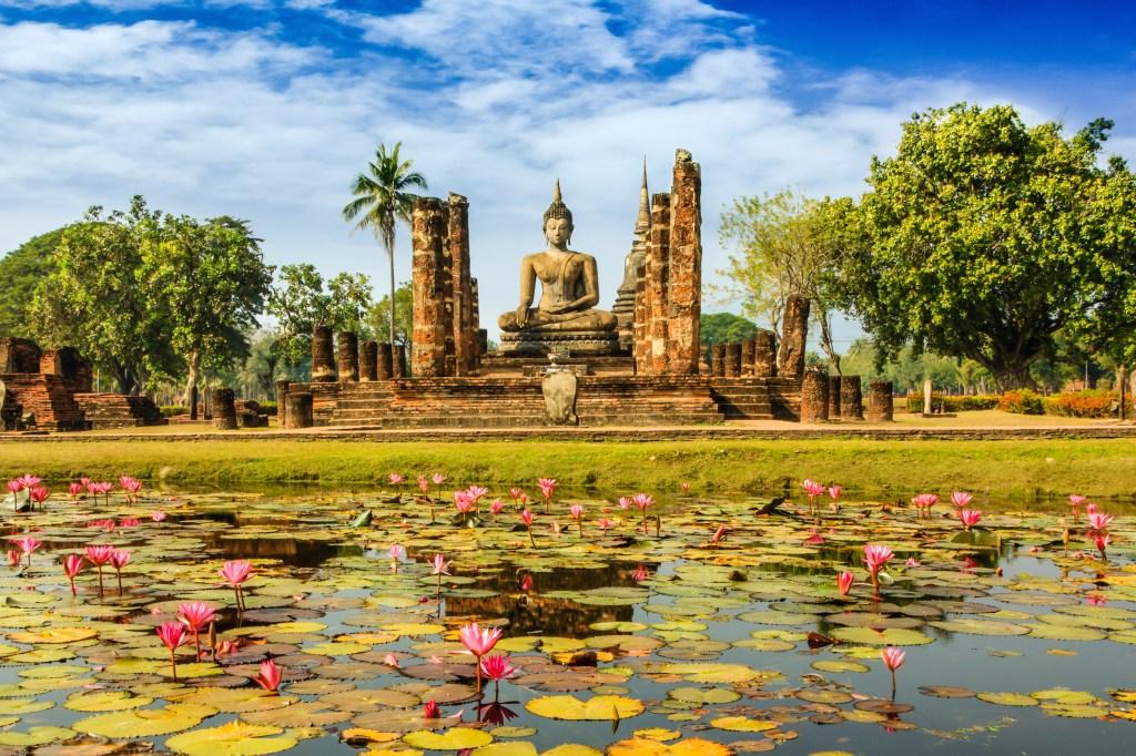 Die schönsten Orte in Thailand: Sukhothai