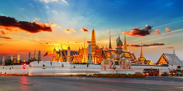 Die schönsten Orte in Thailand: Wat Phra Kaew, Bangkok