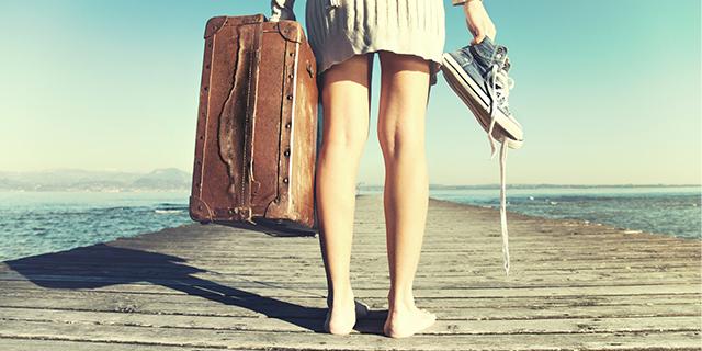 Der günstigste Tag, um von Deutschland aus in den Urlaub zu starten 2018: Freitag