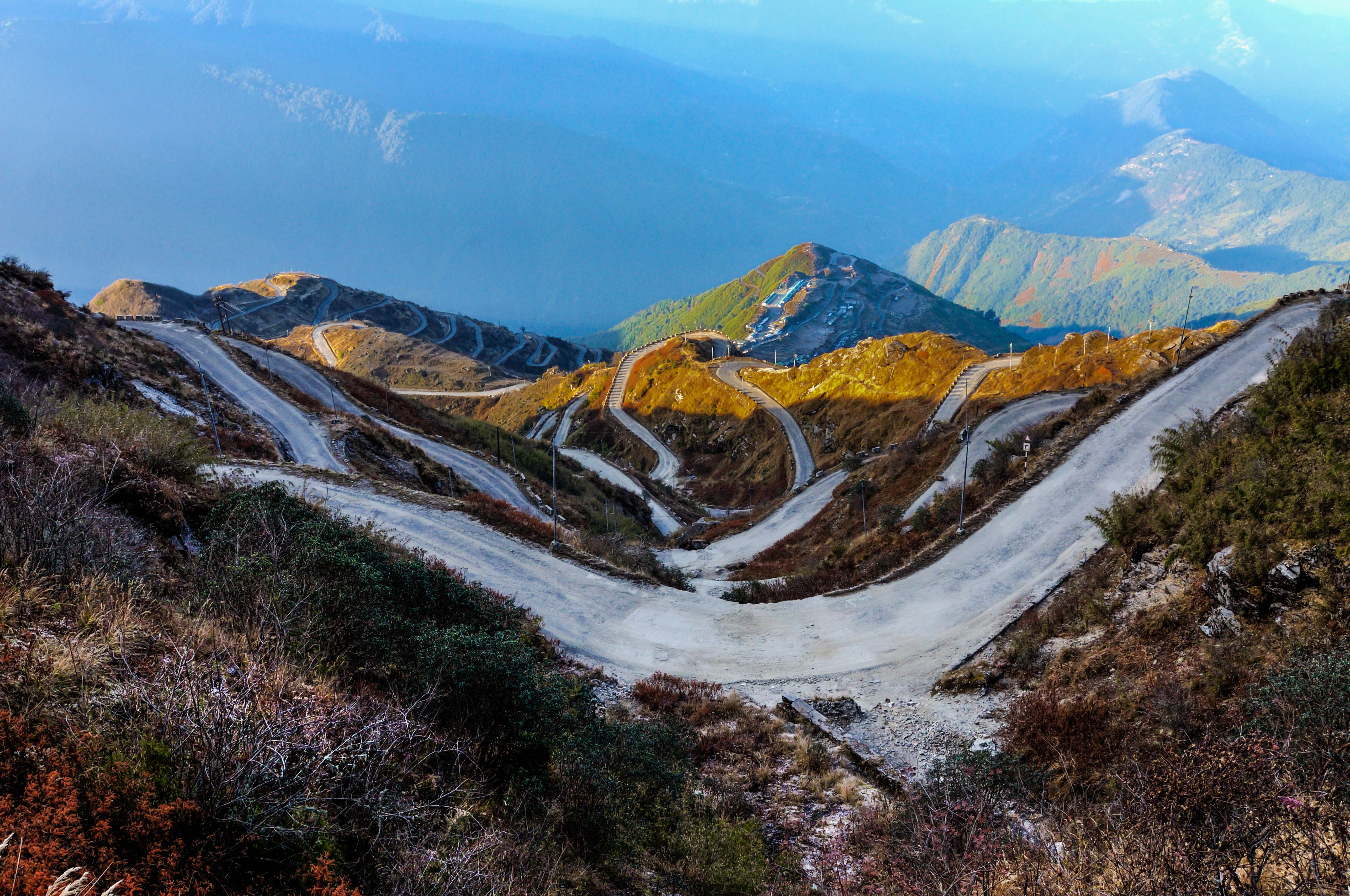 Sikkim Mountain Valleys