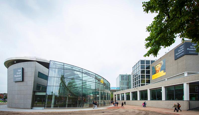 ファン・ゴッホ美術館(Van Gogh Museum)