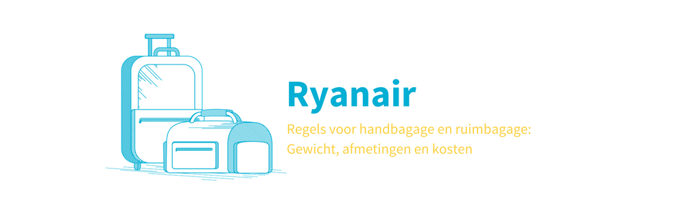 Ryanair Handbagage En Ruimbagage Regels Afmetingen En Gewicht