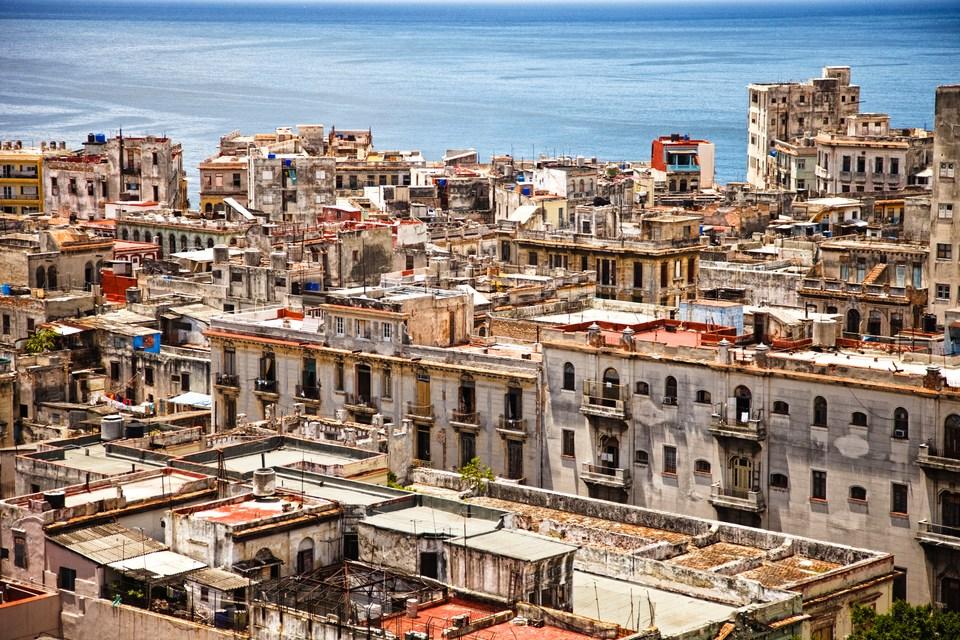 Panorámica de La Habana