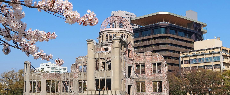 Atomic Bomb Dome, Hiroshima Peace Park