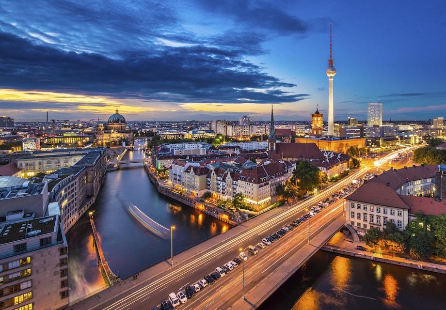 Ciudades en las que se rodó Sense8: Berlín