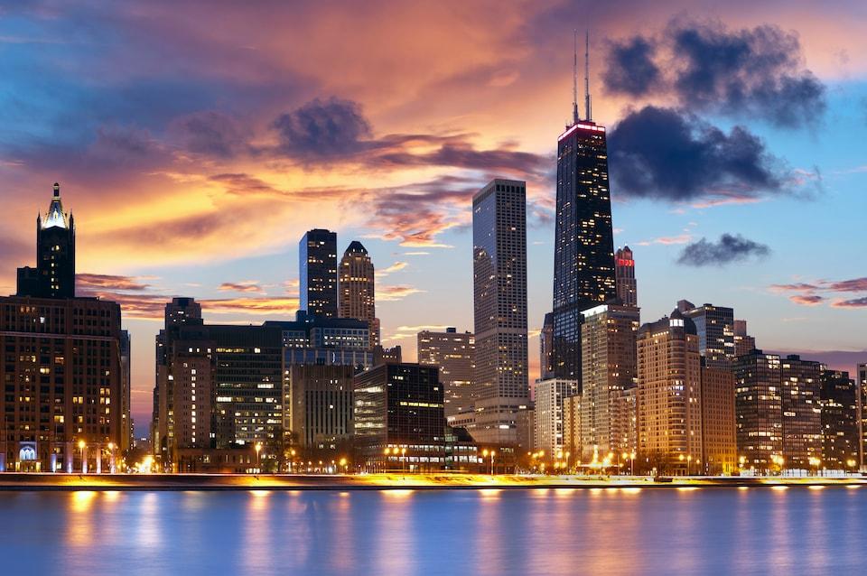 Ciudades en las que se grabó Sense8: Chicago