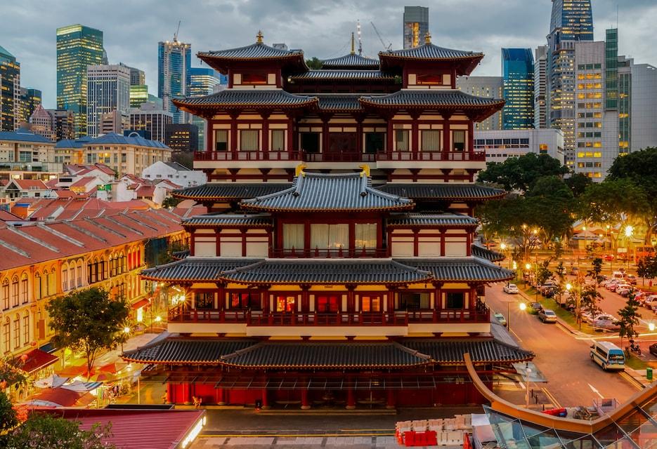 lugares más instagrameables de Singapur