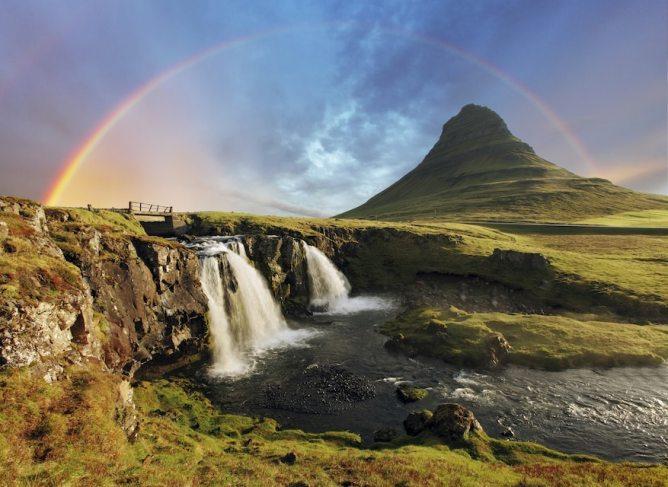 Ciudades en las que se grabó Sense8: Islandia