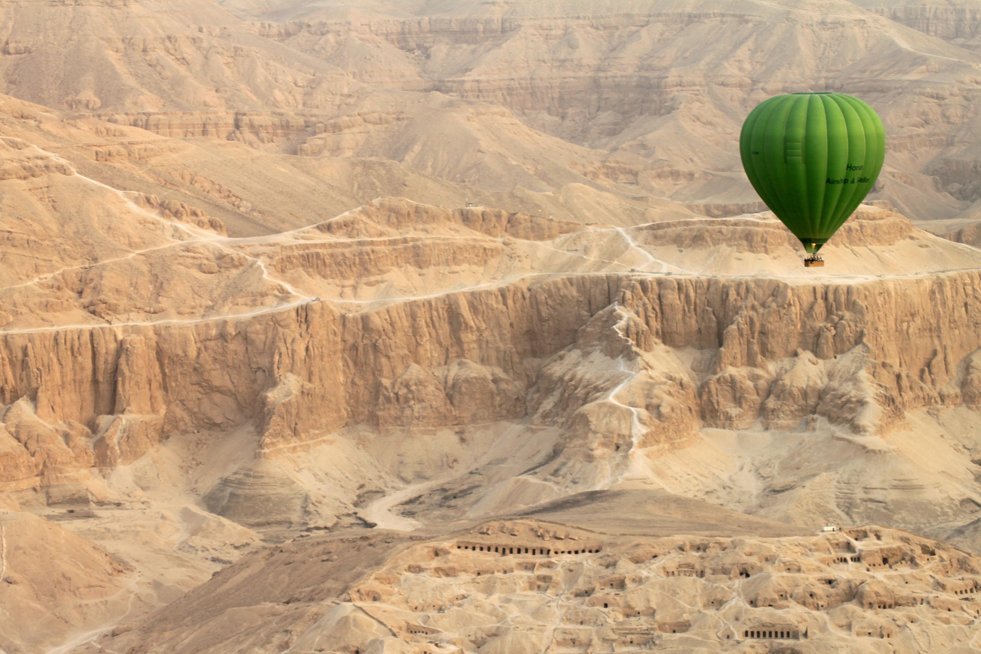 Valle de los Reyes en Egipto