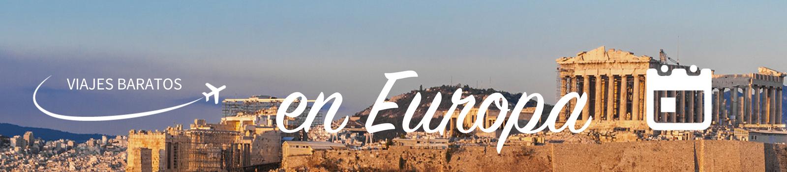 Viajes Baratos Europa