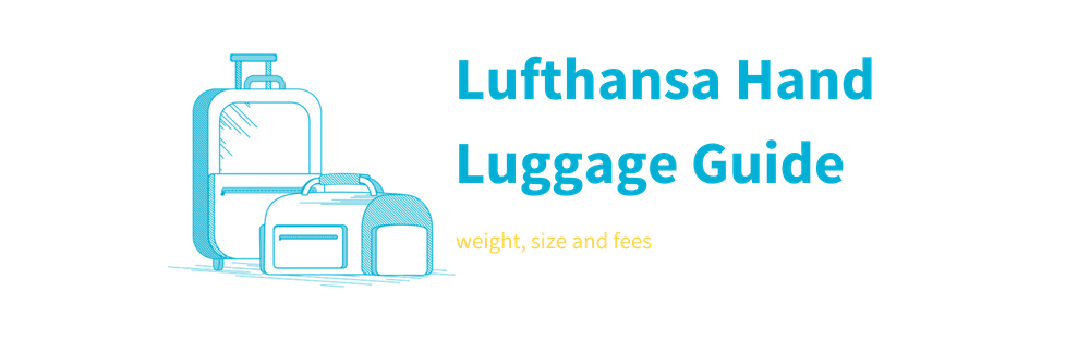 Lufthansa Hand Luggage Explained And How To Maximise Your Cabin Baggage Allowance
