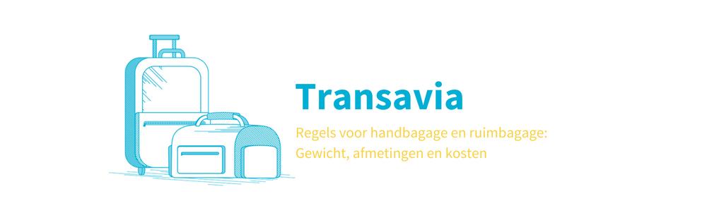 8 Manieren Om De Transavia Handbagage Regels Te Omzeilen