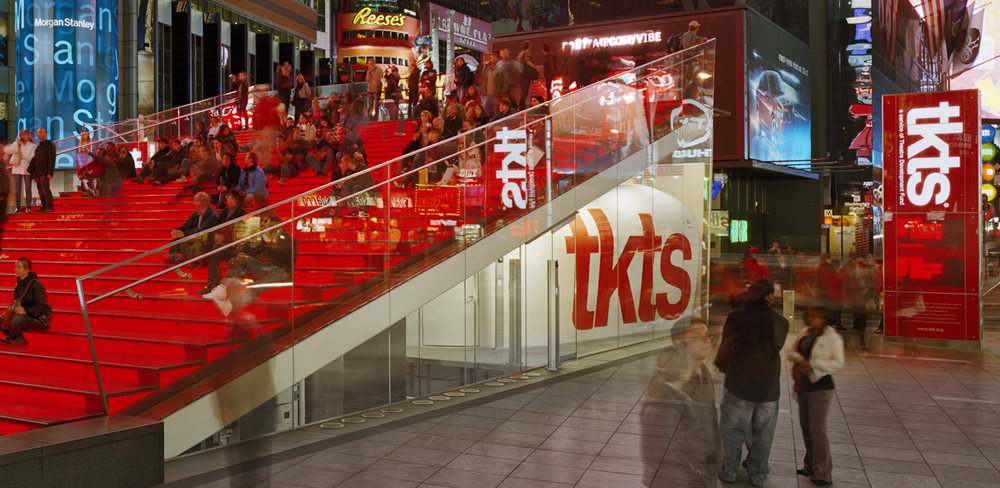 TKTS in Times Square