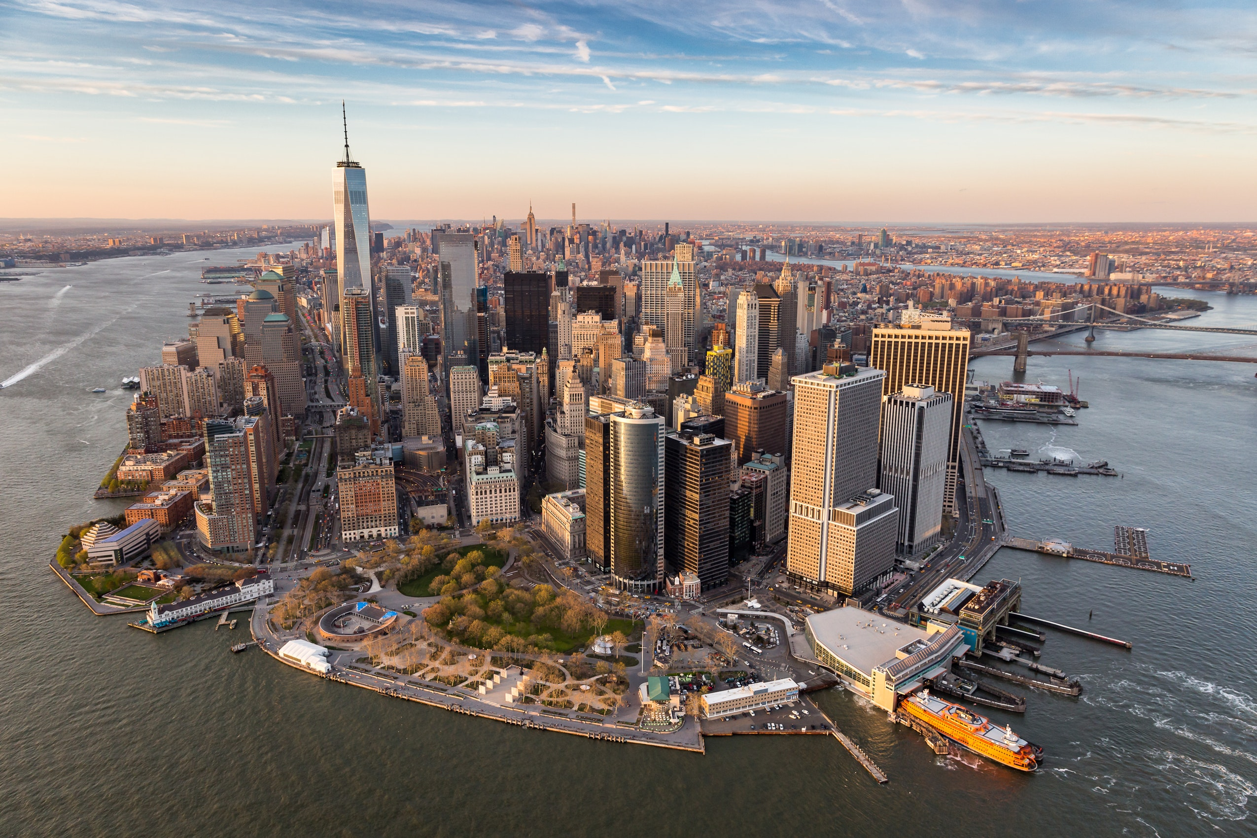 Trouvez vos prochains vols pour New York