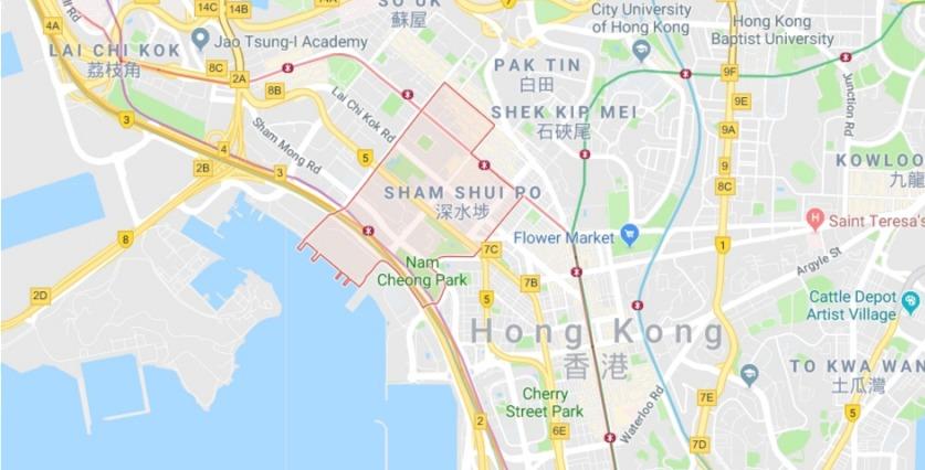 Explore Hong Kong: a walking and eating tour of Sham Shui Po