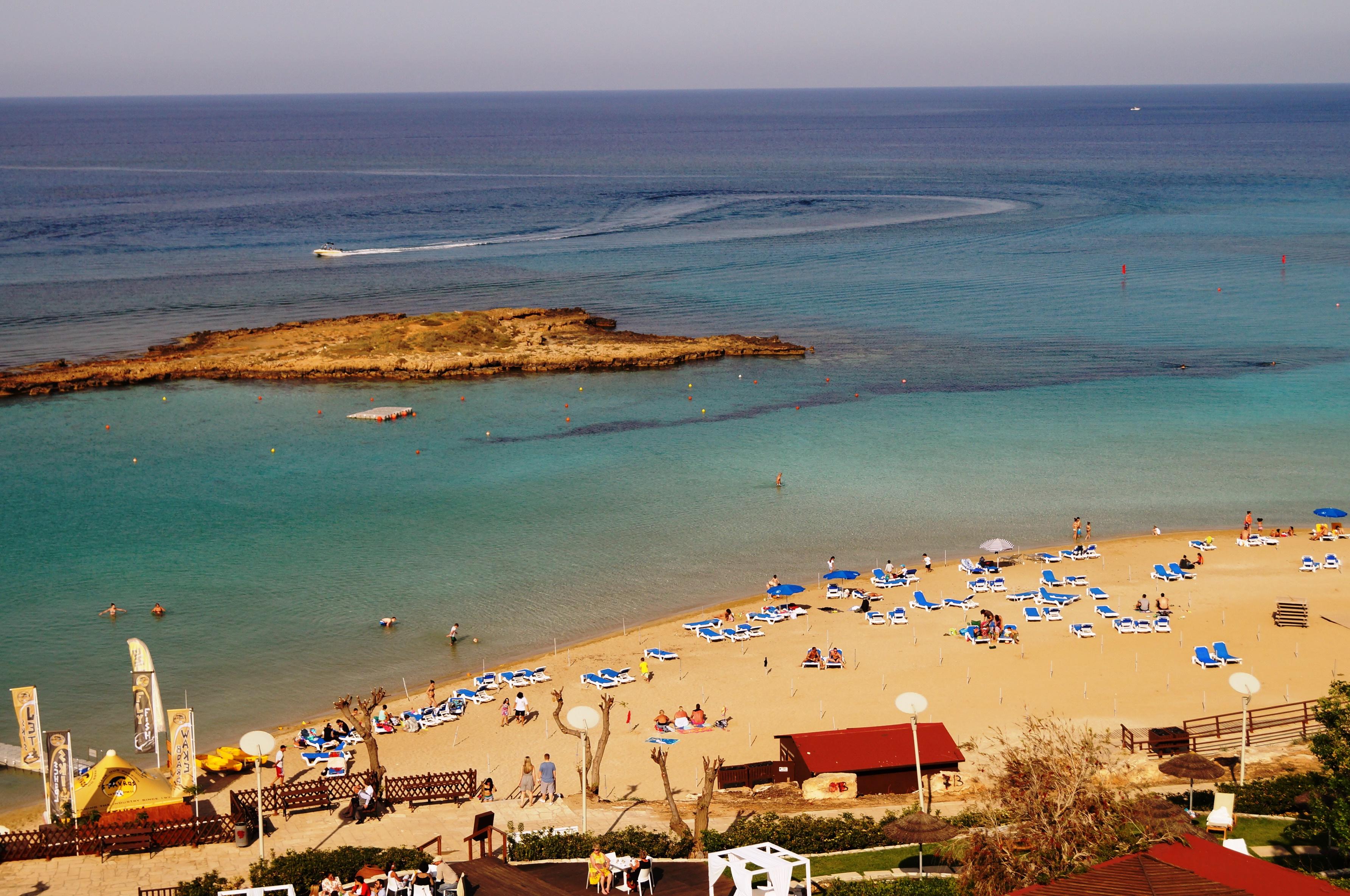 Лучшие пляжи Кипра. Где лучший пляжный отдых на Кипре