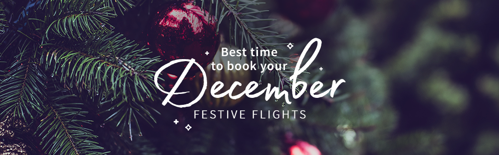 Christmas Time.How Early Should You Book Your Christmas Holiday From