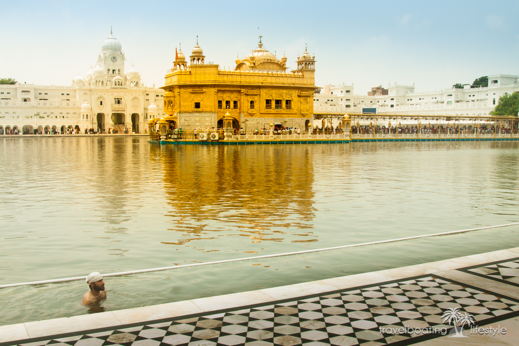 Amritsar, India photo by Fiona Harper travel writer