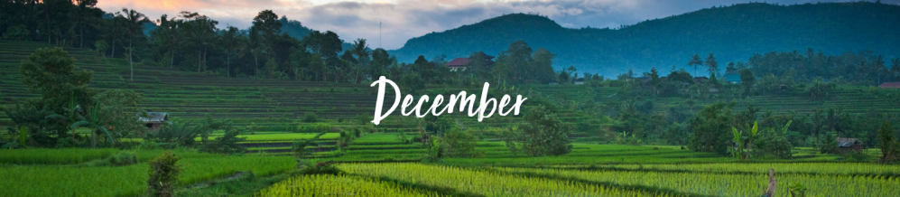 Where To Go For Your December Holiday Skyscanner Singapore