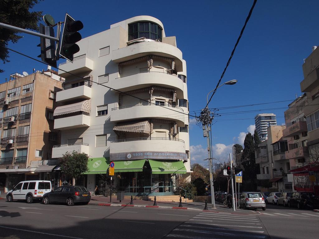 Arquitectura Bauhaus en Tel Aviv, Israel