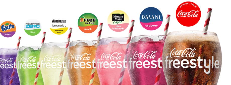 Coca Cola Freestyle Souvenir Cup Universal Studios | BestSouvenirs CO