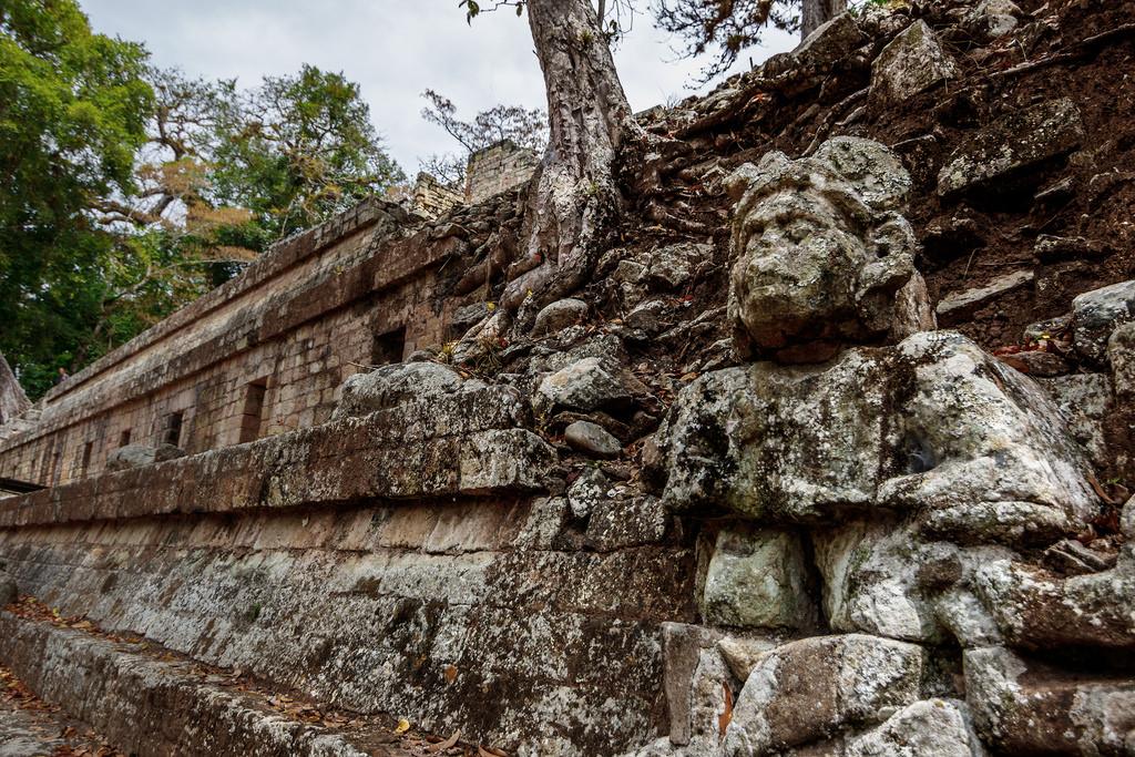 Copán, las ruinas mayas de Honduras