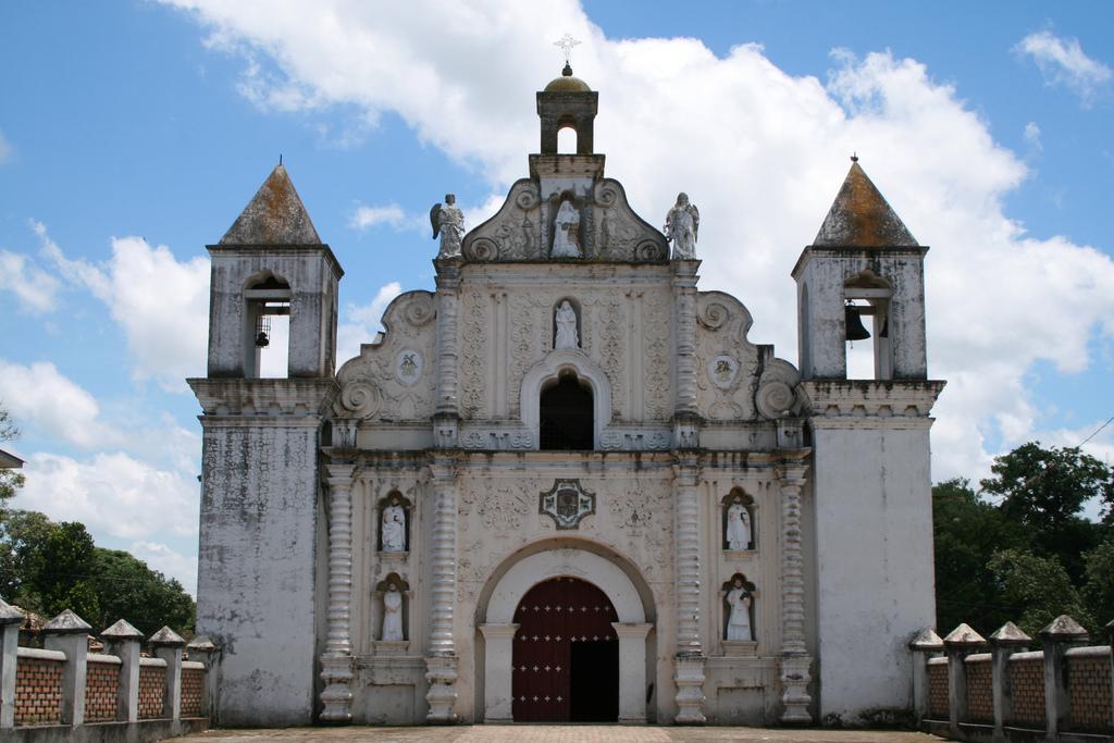 Iglesia en Gracias Honduras