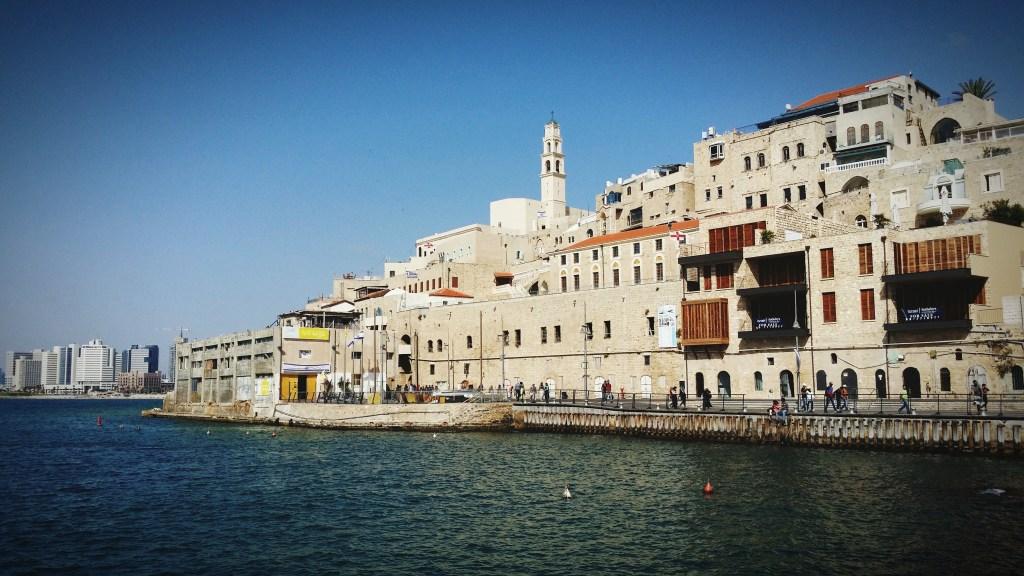 Το λιμάνι της Γιάφας, Τελ Αβίβ