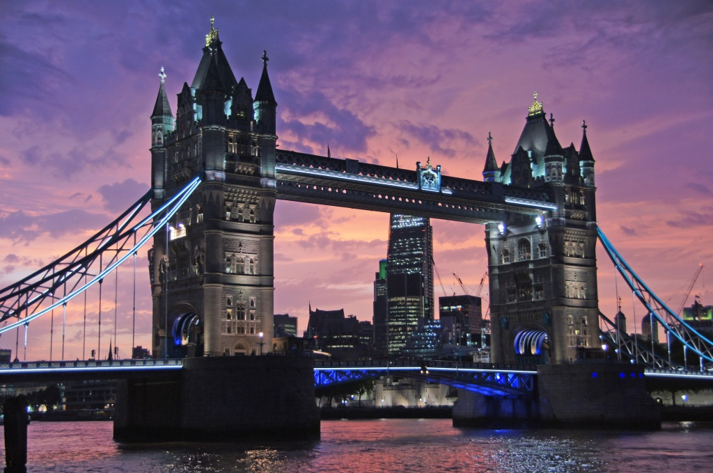 Lentodiilit Eurooppaan: Lontoo