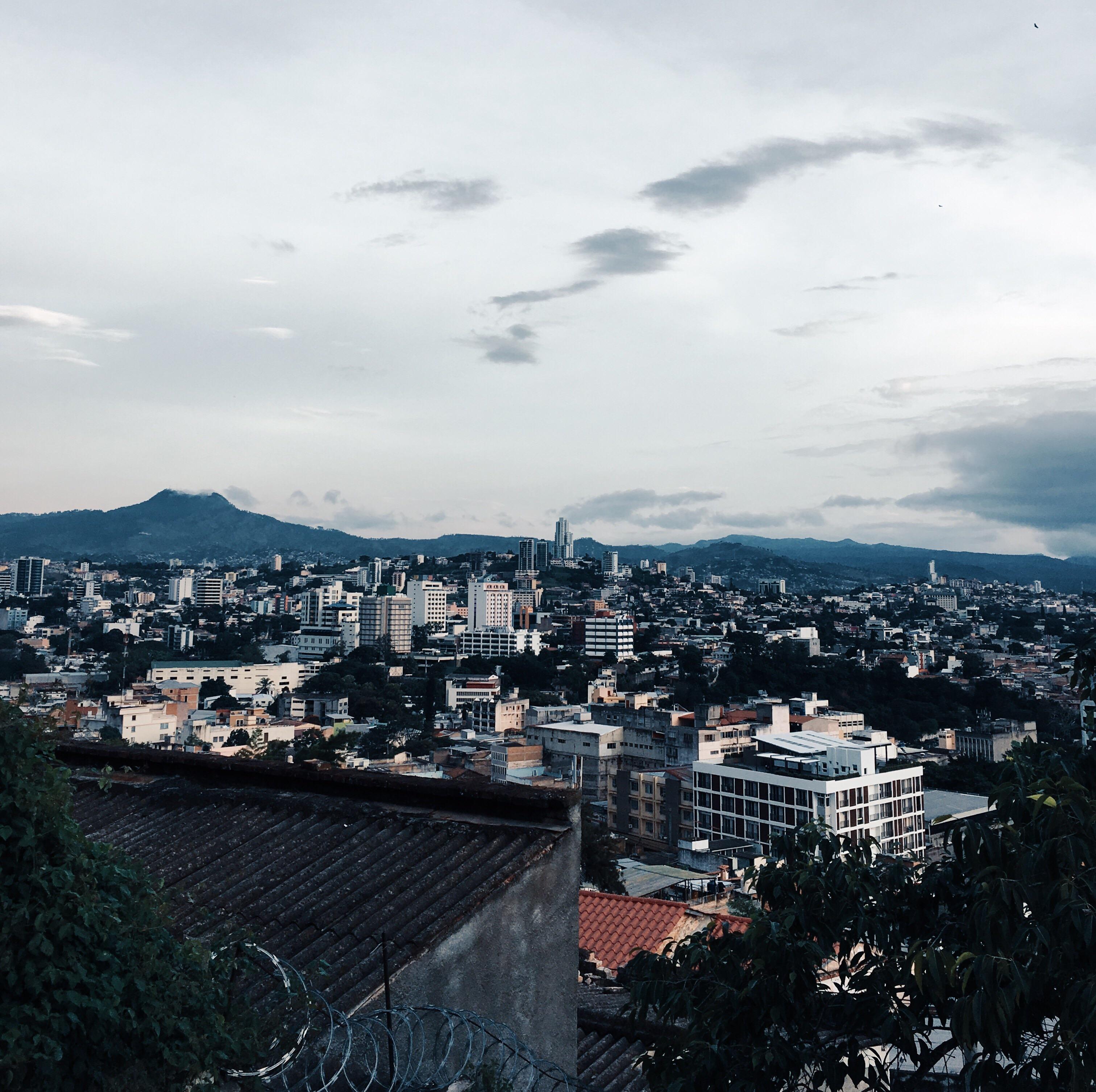 Vistas de Tegucigalpa
