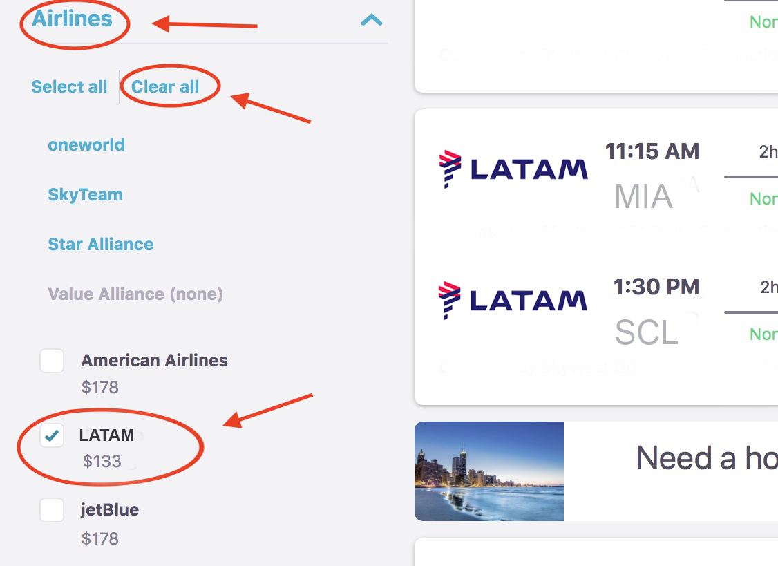 LATAM Airlines Black Friday & Cyber Monday Flight Deals 2018 ...