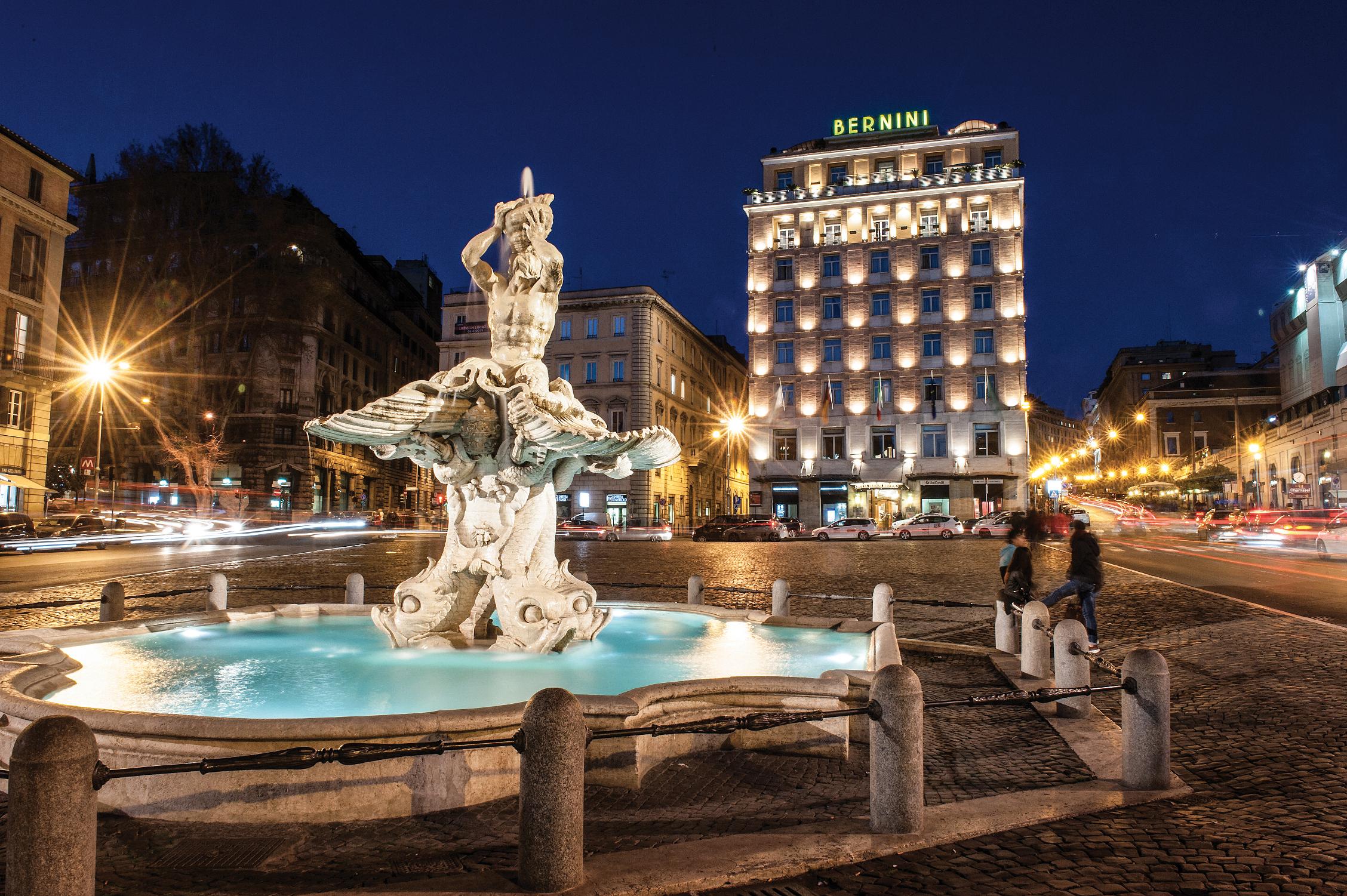 ローマのフォトジェニックなアルベルゴ(ホテル)3選