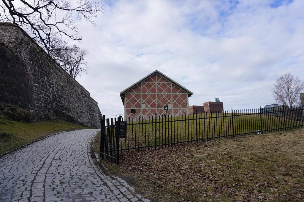 Fortaleza Akershus en Oslo, Noruega