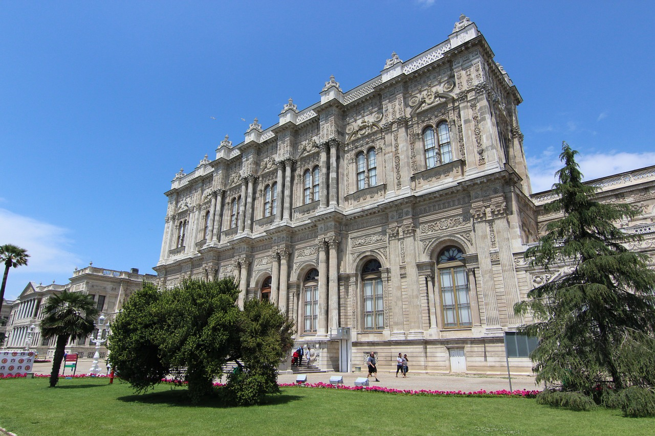 Dolmabahçe Sarayı Ziyaret
