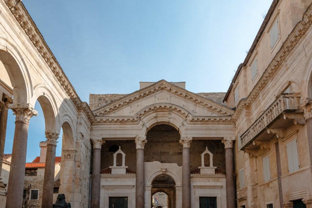 Diocletian Palace Split Croatia