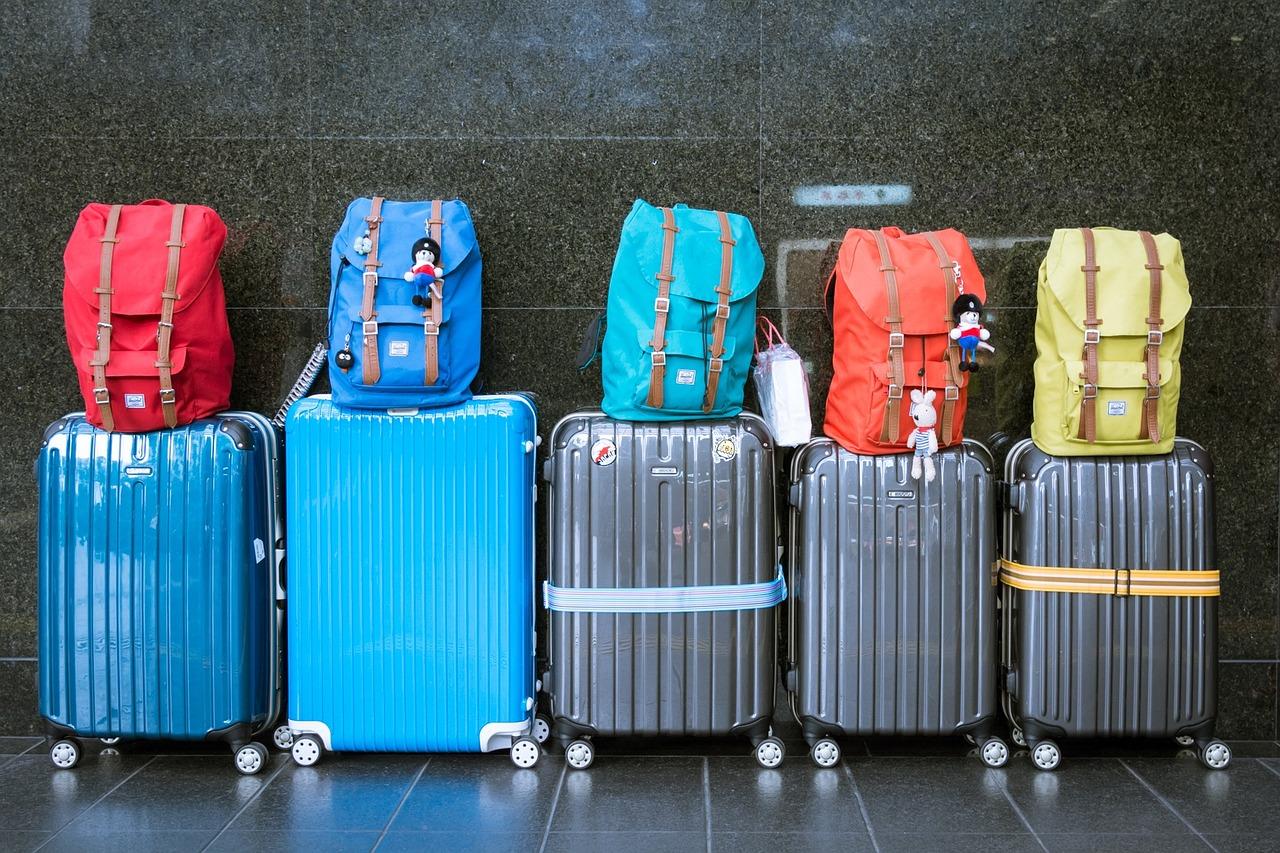ffb9d7225e Notre comparatif des franchises bagages cabine et soute selon les  compagnies | Skyscanner France