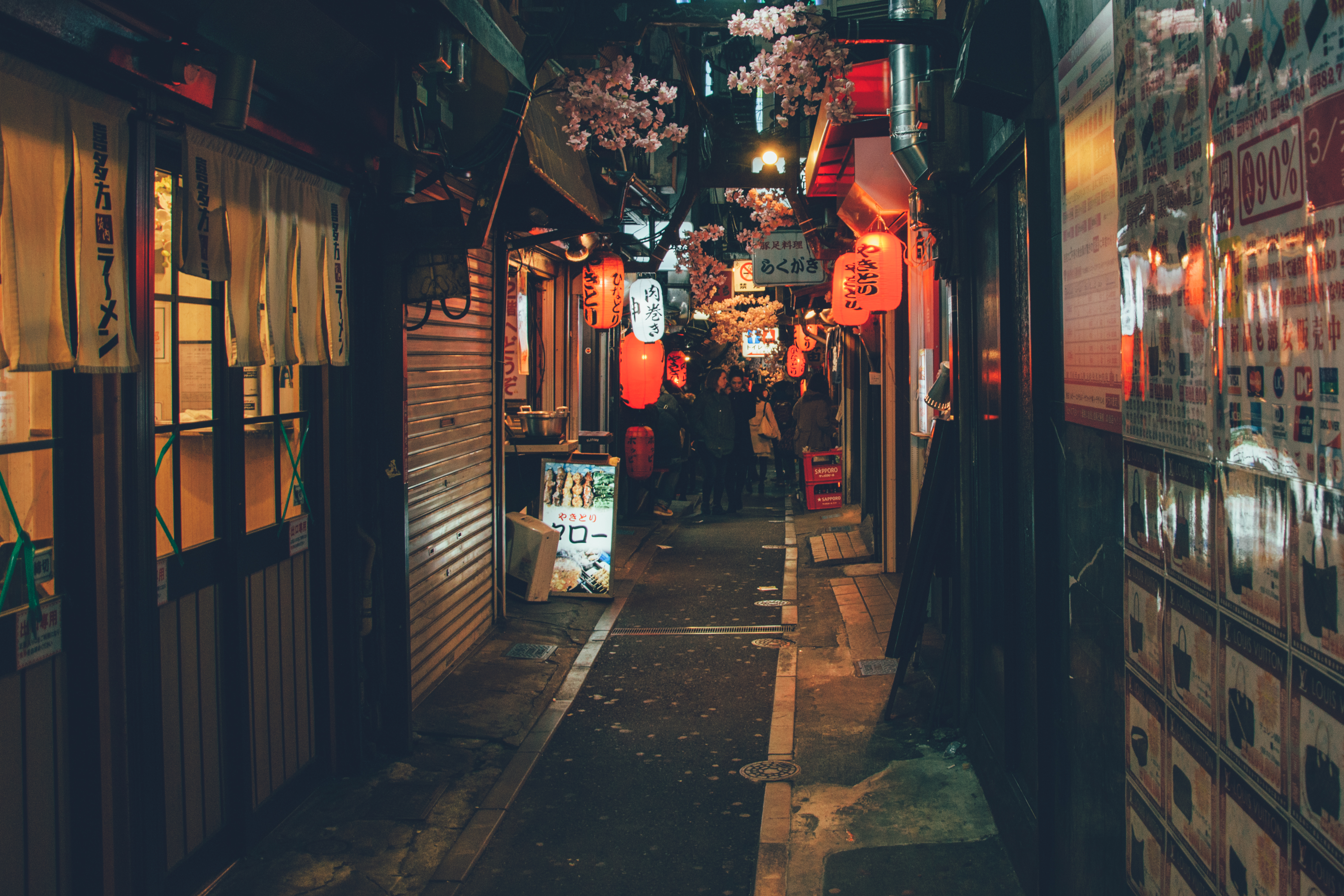 Qué ver en Tokio: Omoide Yokocho