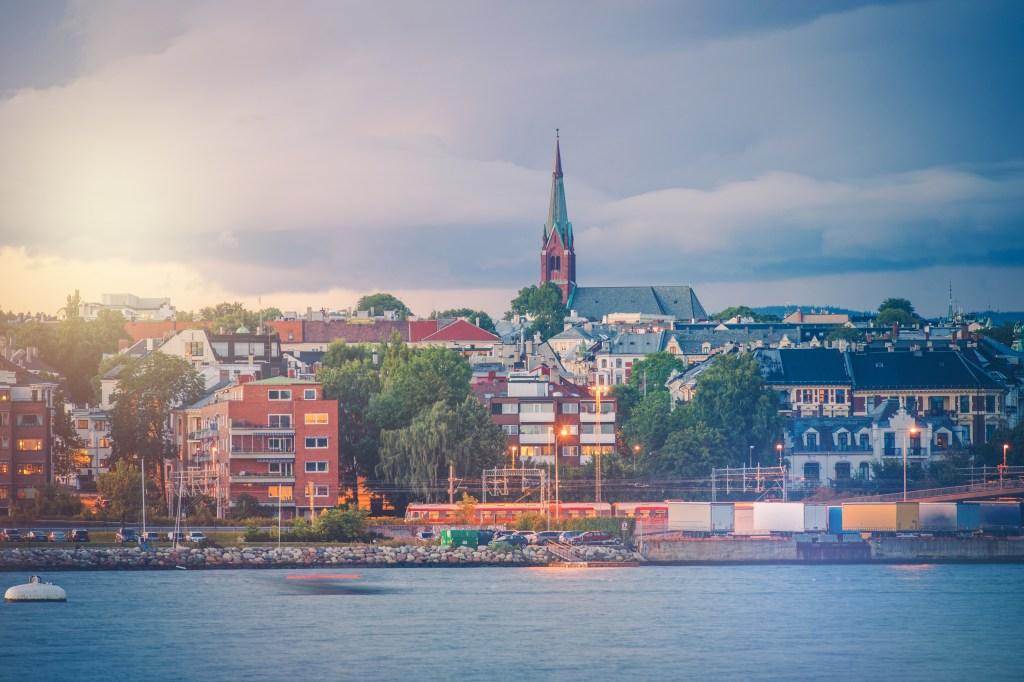 Oslo Norway Oceanfront