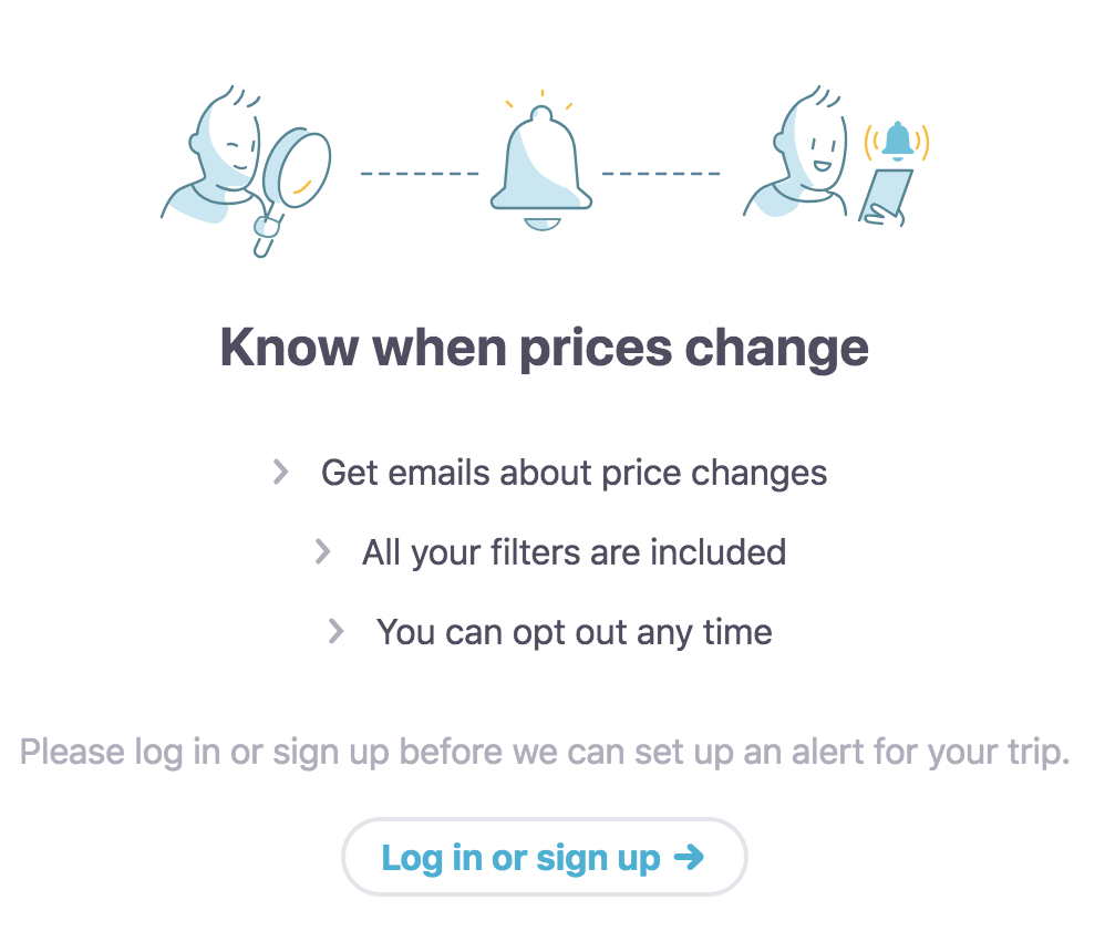 Get the best flight tickets with Skyscanner Price Alerts | Skyscanner's Travel Blog
