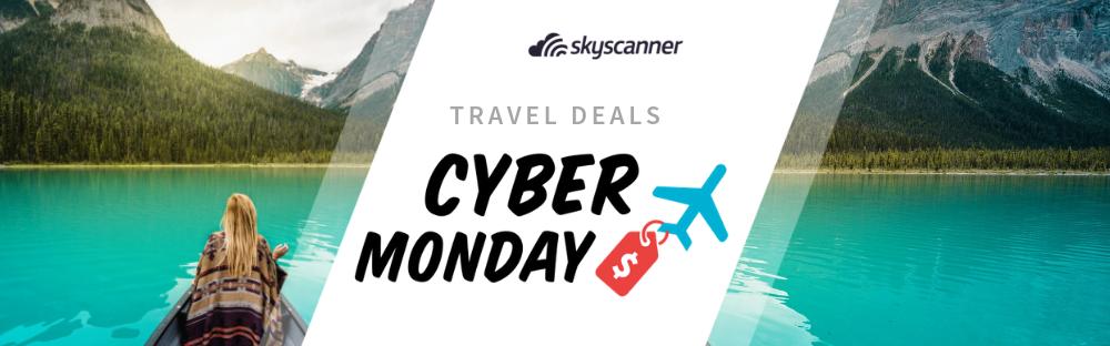 Cyber Monday Flight Deals 2018 Airlines Tickets Deals Skyscanner